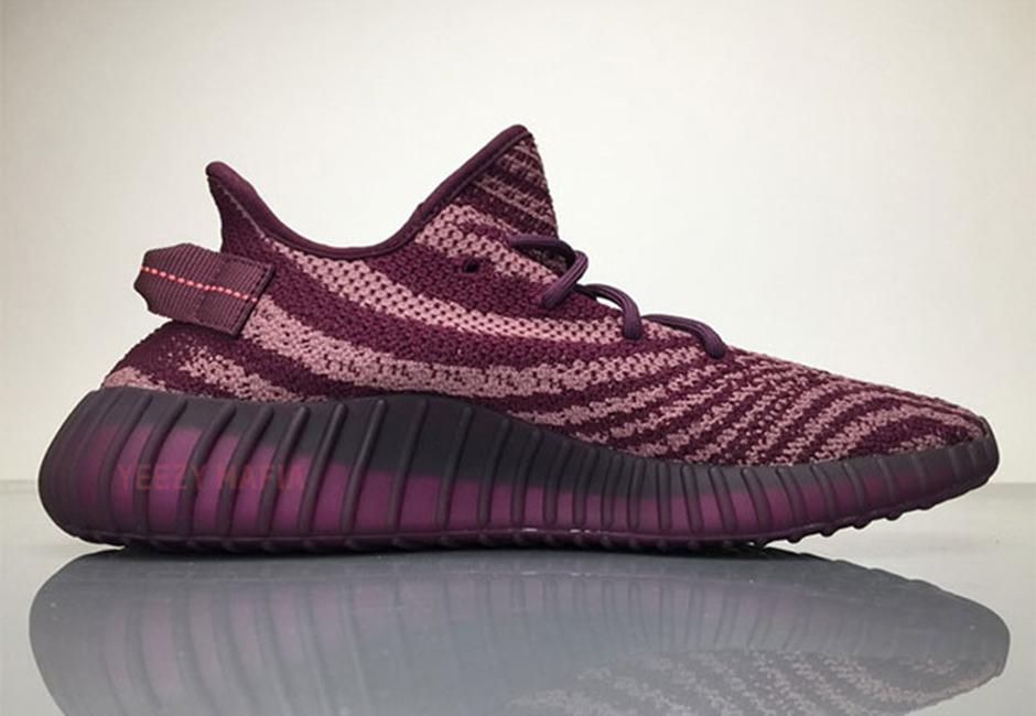 adidas Yeezy Boost 350 V2 Red Night 01