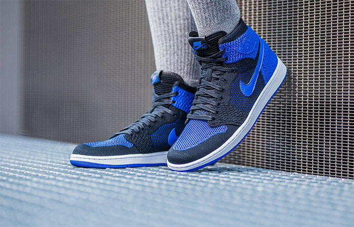 new styles 93277 3b981 Air Jordan 1 Retro Flyknit Royal - 919704-006 06 ...