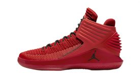Air Jordan 32 Rosso Corsa Red AA1253-601 05