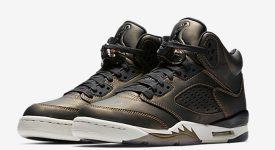 7e9c12e955d21 Air Jordan 5 Heiress Camo Metallic Black - 919710-030 – Fastsole