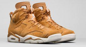 Air Jordan 6 Wheat Golden Harvest 384664-705 01