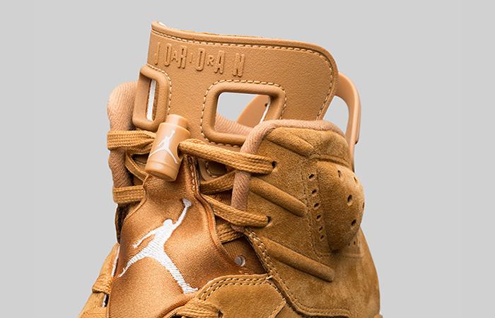 Air Jordan 6 Wheat Golden Harvest 384664-705 02