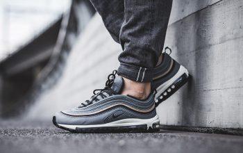 First Look at the Nike Air Max 97 Wool Grey Premium 01