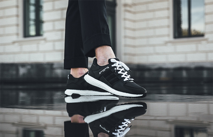 premium selection 73fb8 bf5d9 Mastermind Japan adidas EQT Support 93/17 Black CQ1826 – Fastsole