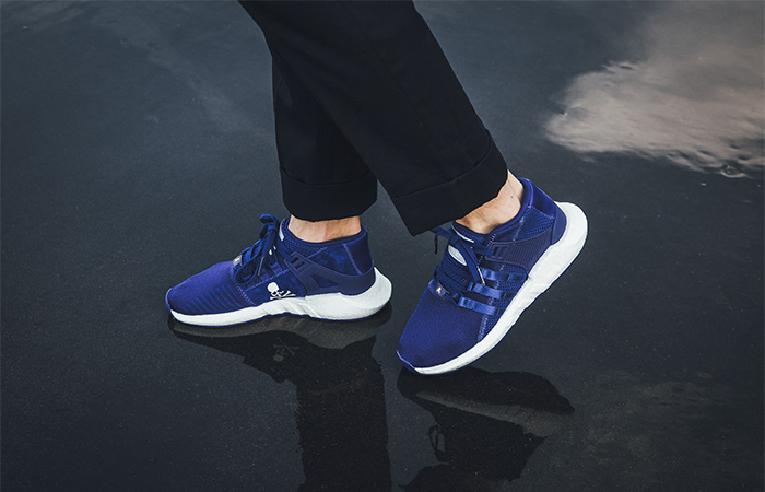 wholesale dealer ee0e8 c10ea Mastermind Japan adidas EQT Support Future 93/17 Blue CQ1825