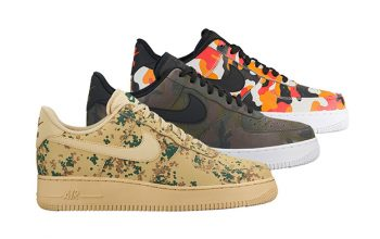 Nike Air Force 1 Low Camo Pack Releasing in December 01