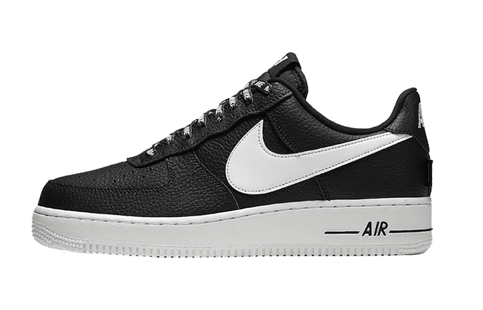 Nike Air Force 1 Low NBA Pack Statement Game Black 823511-103