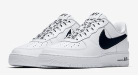 Nike Air Force 1 Low NBA Pack Statement Game White 823511-302 01