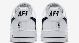 Nike Air Force 1 Low NBA Pack Statement Game White 823511-302 02