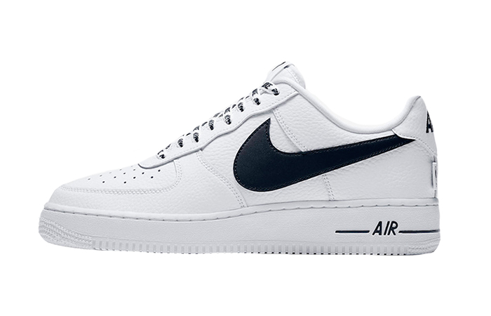 Nike Air Force 1 Low NBA Pack Statement Game White 823511-302