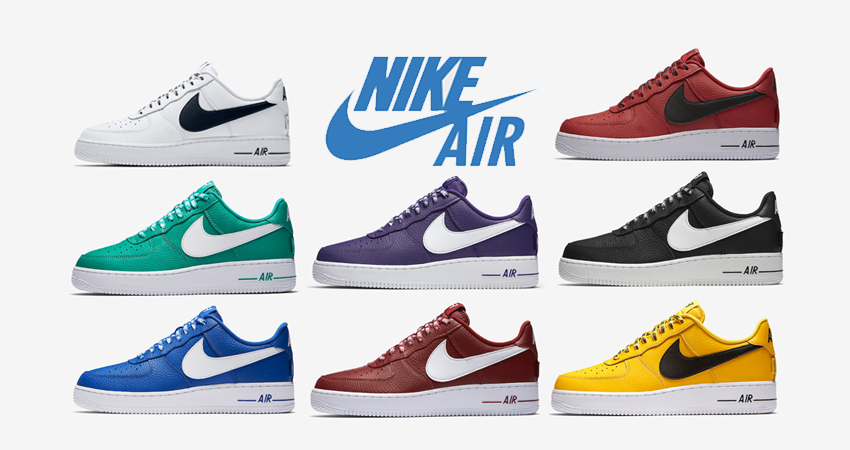 67c25d9f16418 Nike Air Force 1 Low NBA Statement Game Pack – Fastsole