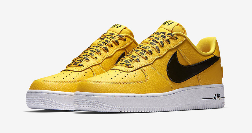 finest selection 155fe 7d21d Nike Air Force 1 Low NBA Statement Game Pack 14
