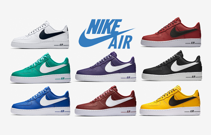 Nike Air Force 1 Low NBA Statement Game Pack Featire FastSole