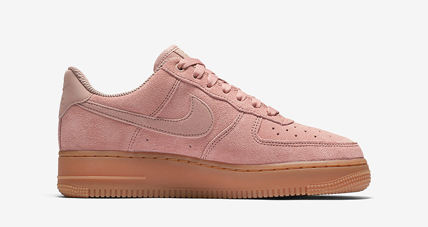 Out Now: Nike Air Force 1 Low Particle Pink •