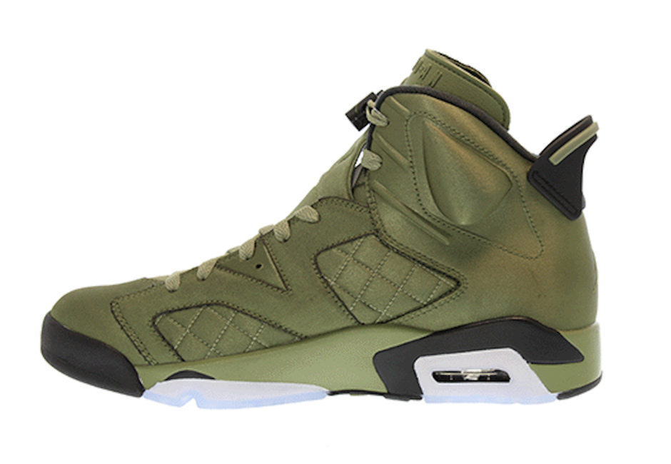 1fbff2f358a First Look at the Nike Air Jordan 6 Pinnacle Flight Jacket – Fastsole