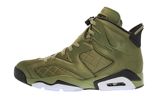 Nike Air Jordan 6 Pinnacle Flight Jacket