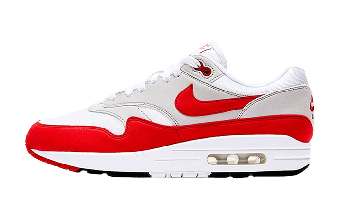 new concept 7d716 c8b9a Nike Air Max 1 Anniversary OG Red ...