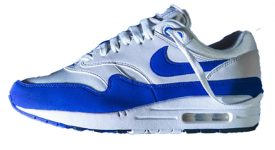 Nike Air Max 1 Anniversary Royal Blue - 908375-102