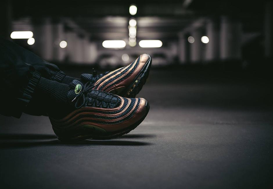 220f88b420467 Nike Air Max 97 Skepta Closer Look – Fastsole
