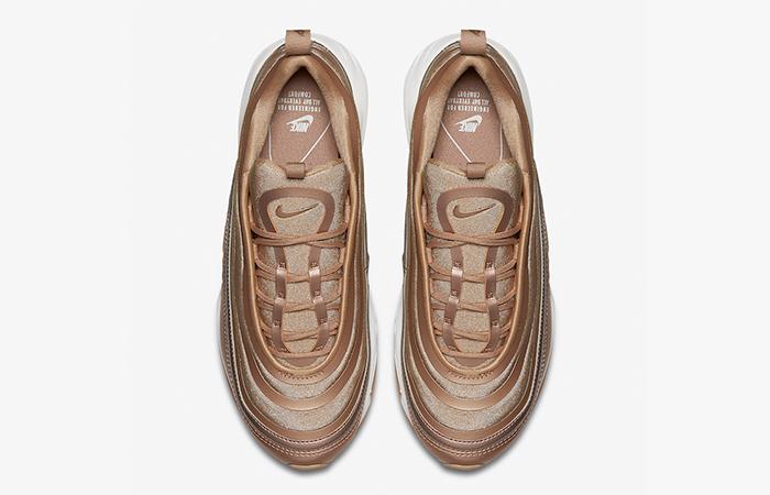 Nike Air Max 97 Ultra Metallic Bronze 917704 902