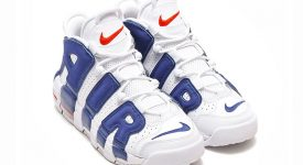 Nike Air More Uptempo Knicks 01