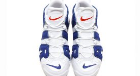 Nike Air More Uptempo Knicks 02