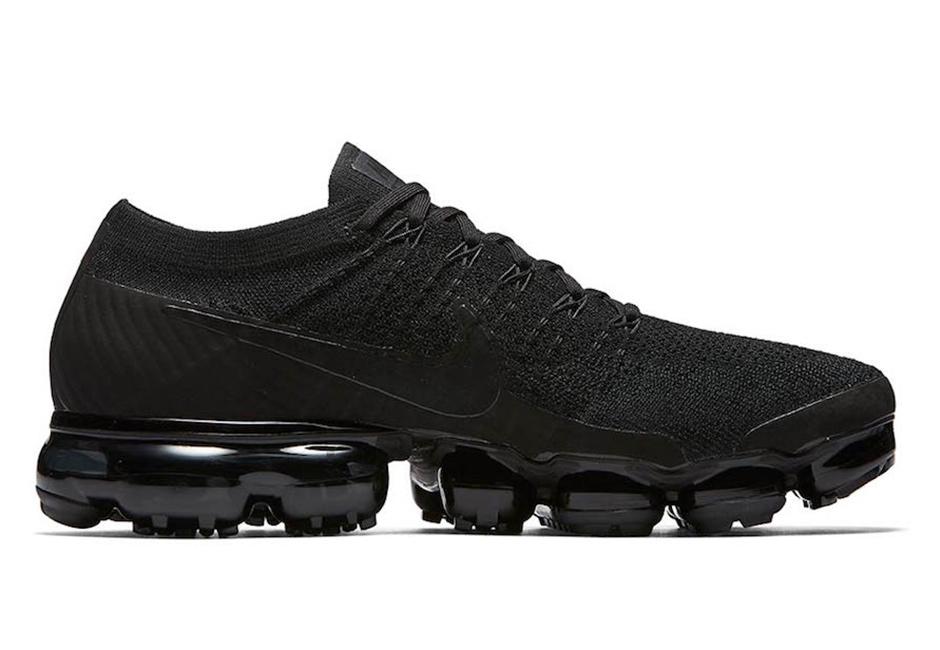 7b81ef3e1ce6 Nike Air VaporMax Triple Black 2.0 First Look – Fastsole
