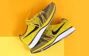 Nike Flyknit Trainer Bright Citron AH8396-700 01
