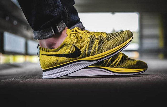 eab26116115 Nike Flyknit Trainer Bright Citron AH8396-700 – Fastsole