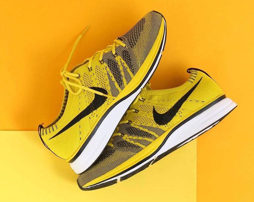 fdfa4a552350 Nike Flyknit Trainer Bright Citron AH8396-700 Release Details – Fastsole