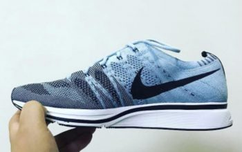 Nike Flyknit Trainer Cirrus Blue Tint