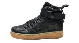 Nike SF-AF 1 Black Gum Womens AA3966-002