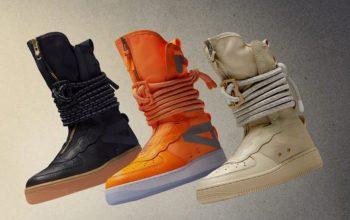 Nike SF-AF1 Hi Boot Collection