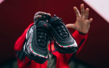 UNDFTD x Nike Air Max 97 Black 03