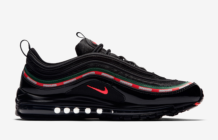 Undefeated x Nike Air Max 97 OG Black 01