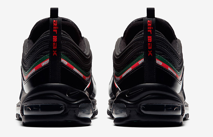 Undefeated x Nike Air Max 97 OG Black 03