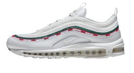 Undefeated x Nike Air Max 97 White