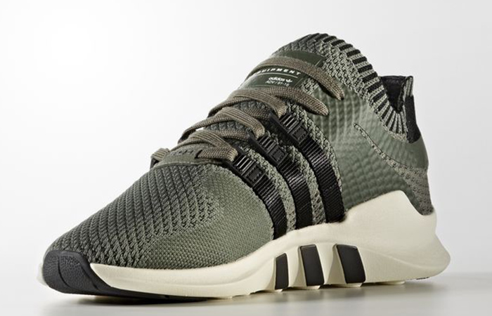 cheap for discount 98af2 91c25 adidas EQT Support ADV Green Primeknit BY9394