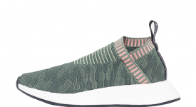 adidas NMD CS2 Trace Green Pink