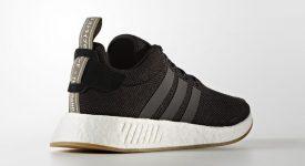 adidas NMD R2 Black Gum Textile - BY9917 02