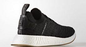 adidas NMD R2 Black Primeknit BY9696 01