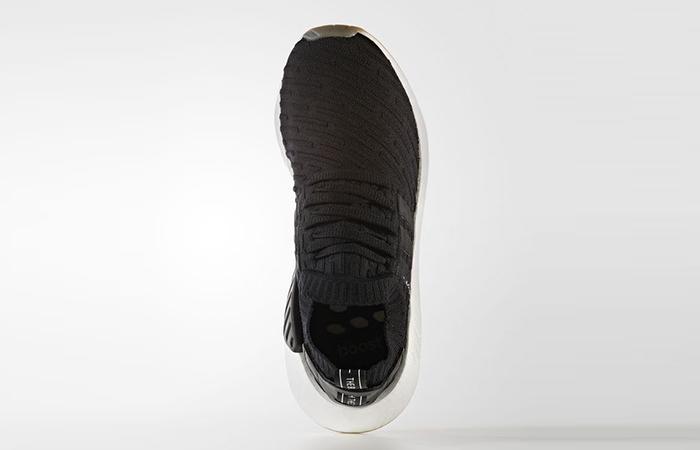 adidas NMD R2 Black Primeknit BY9696 03