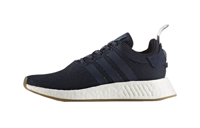 Adidas Nmd R2 Ink Gum Textile By9316 Fastsole