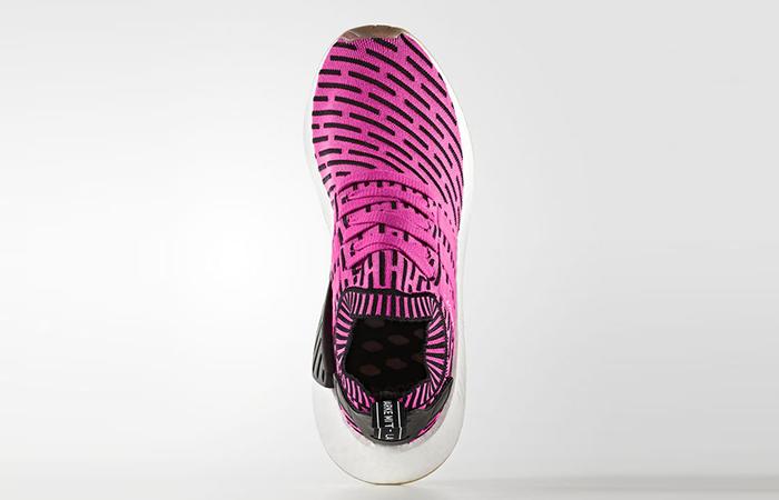 adidas NMD R2 Pink Primeknit BY9697 01