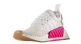 adidas NMD R2 White Pink Primeknit BY9954 02