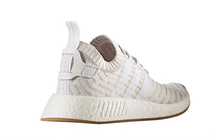 adidas NMD R2 White Pink Primeknit BY9954 03