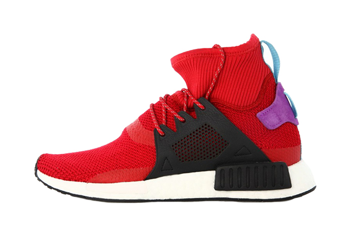 new product c6ea4 23089 adidas NMD XR1 Winter Pack Scarlet BZ0632 – Fastsole