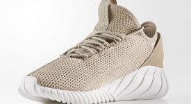 adidas Tubular Doom Sock Brown 01