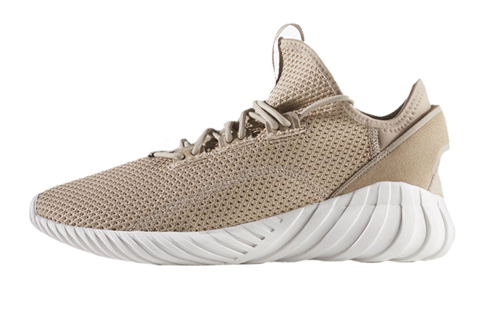 adidas Tubular Doom Sock Brown