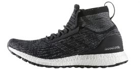 adidas Ultra Boost ATR Mid Black Grey - S82036